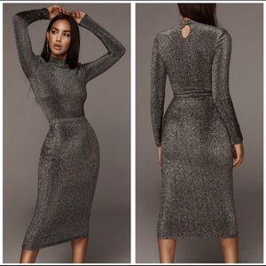 🔥JUST IN: JLUXLABEL Black Sparkle Skirt Set